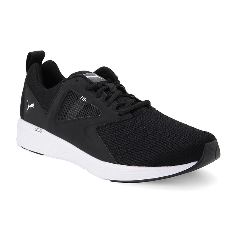 Puma Unisex NRGY Asteroid Sports Shoes - Black (3)