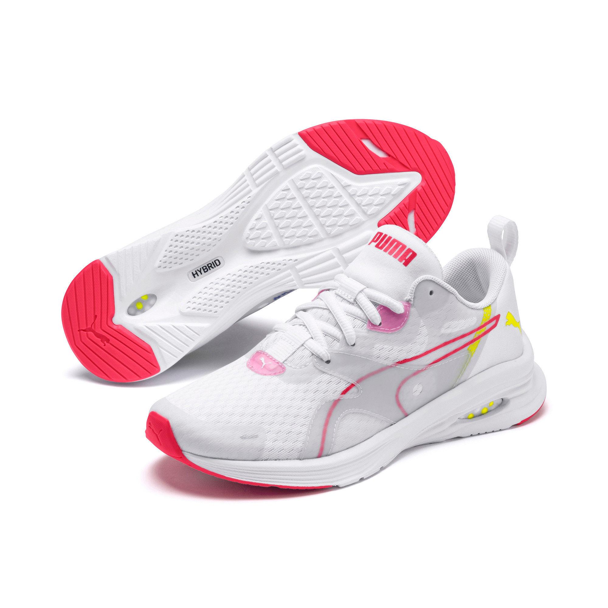 Puma Hybrid Fuego Women's Shoes - White