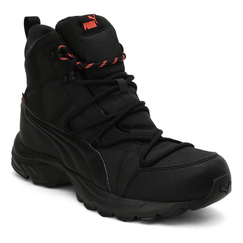 Th Obligar en términos de  Puma Axis TR Boot WTR PT Unisex Casual Shoes - Black: Buy Puma Axis TR Boot  WTR PT Unisex Casual Shoes - Black Online at Best Price in India | Nykaa
