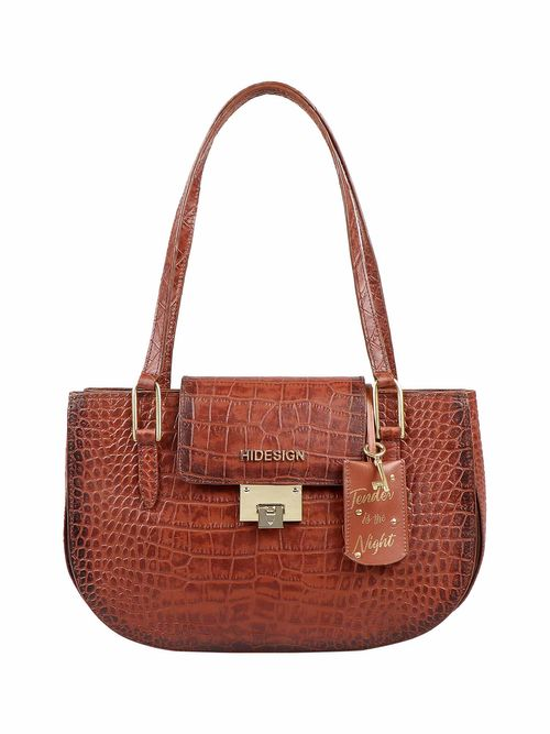 Hidesign Fling 03 Tan Leather Womens Shoulder Bag: Buy Hidesign Fling 03  Tan Leather Womens Shoulder Bag Online at Best Price in India | Nykaa
