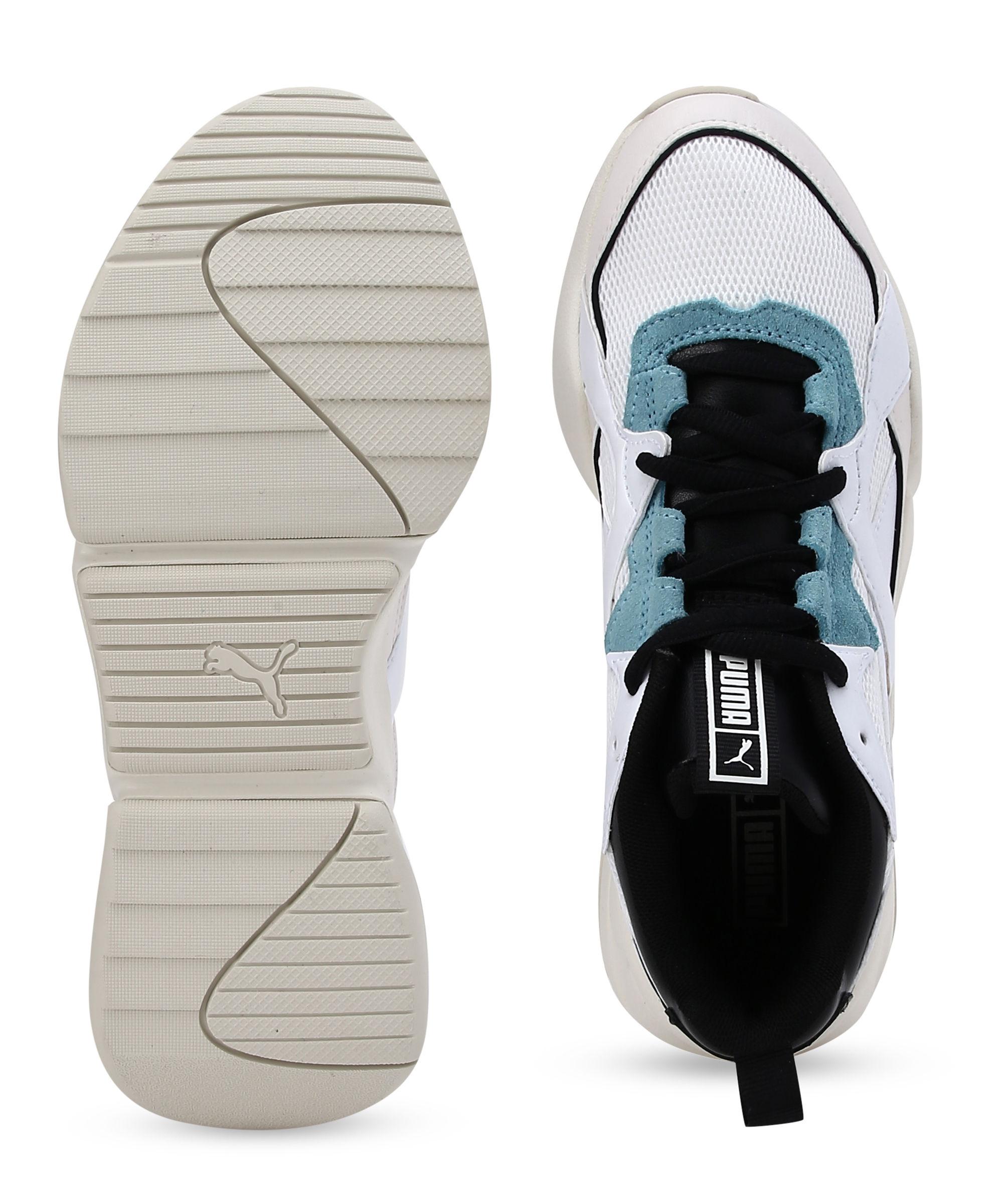 Superioridad Exceder Cada semana  Puma Nova 2 WNS Women Casual Shoes - White: Buy Puma Nova 2 WNS Women  Casual Shoes - White Online at Best Price in India | Nykaa