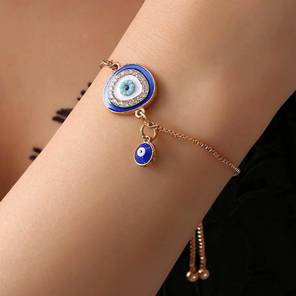 Ferosh Evil Eye Bracelet: Buy Ferosh Evil Eye Bracelet Online at Best Price  in India   Nykaa