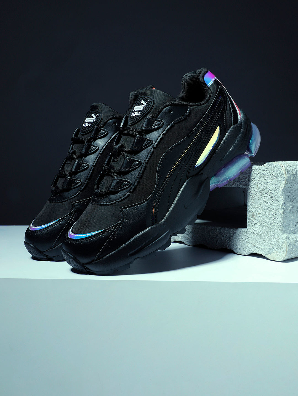 Puma Cell Stellar Glow Women's Shoes - Black (6)