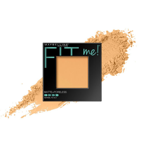 Maybelline New York Fit Me Matte + Poreless Powder: Buy Maybelline New York  Fit Me Matte + Poreless Powder Online at Best Price in India   Nykaa