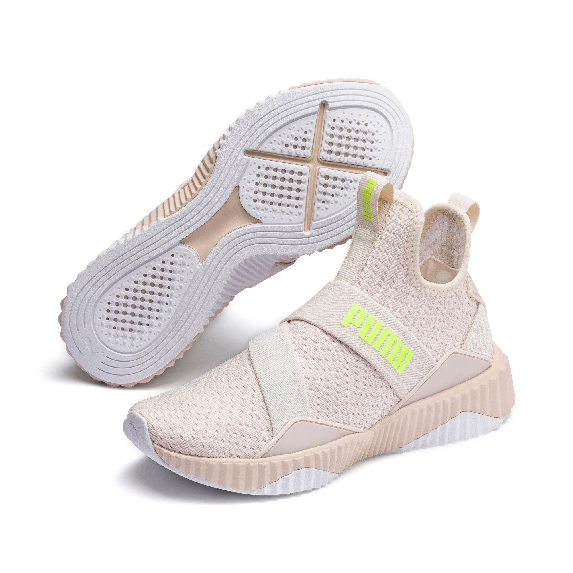 Puma Defy Mid Core Women's Shoes - Nude