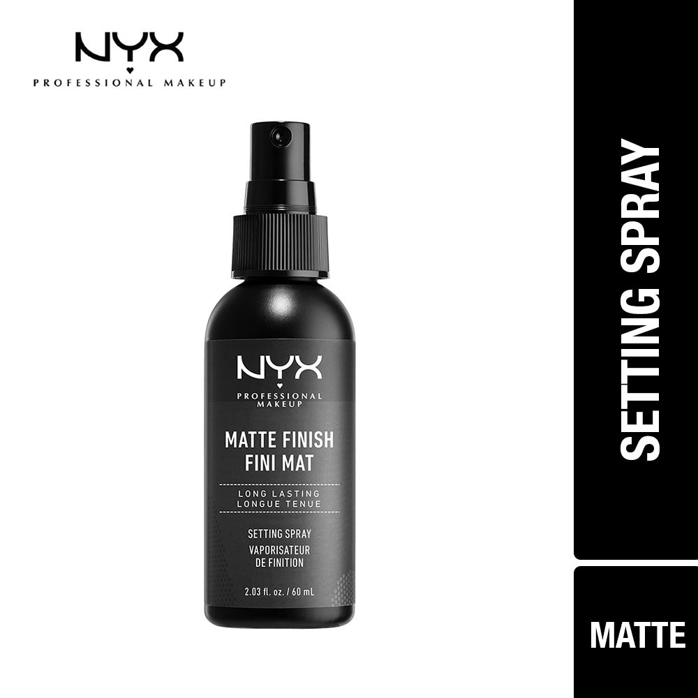 NYX Professional Makeup Long Lasting Makeup Setting Spray Matte Finish