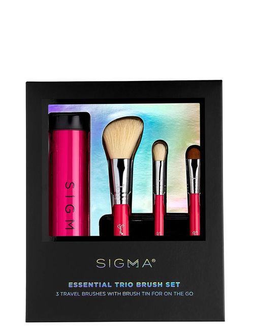 Sigma Beauty Essential Trio Brush Set