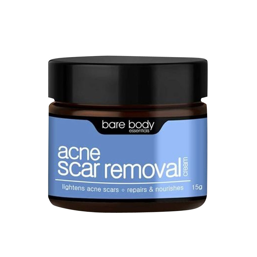 Bare Body Essentials Acne Scar Removal Cream Buy Bare Body Essentials Acne Scar Removal Cream Online At Best Price In India Nykaa