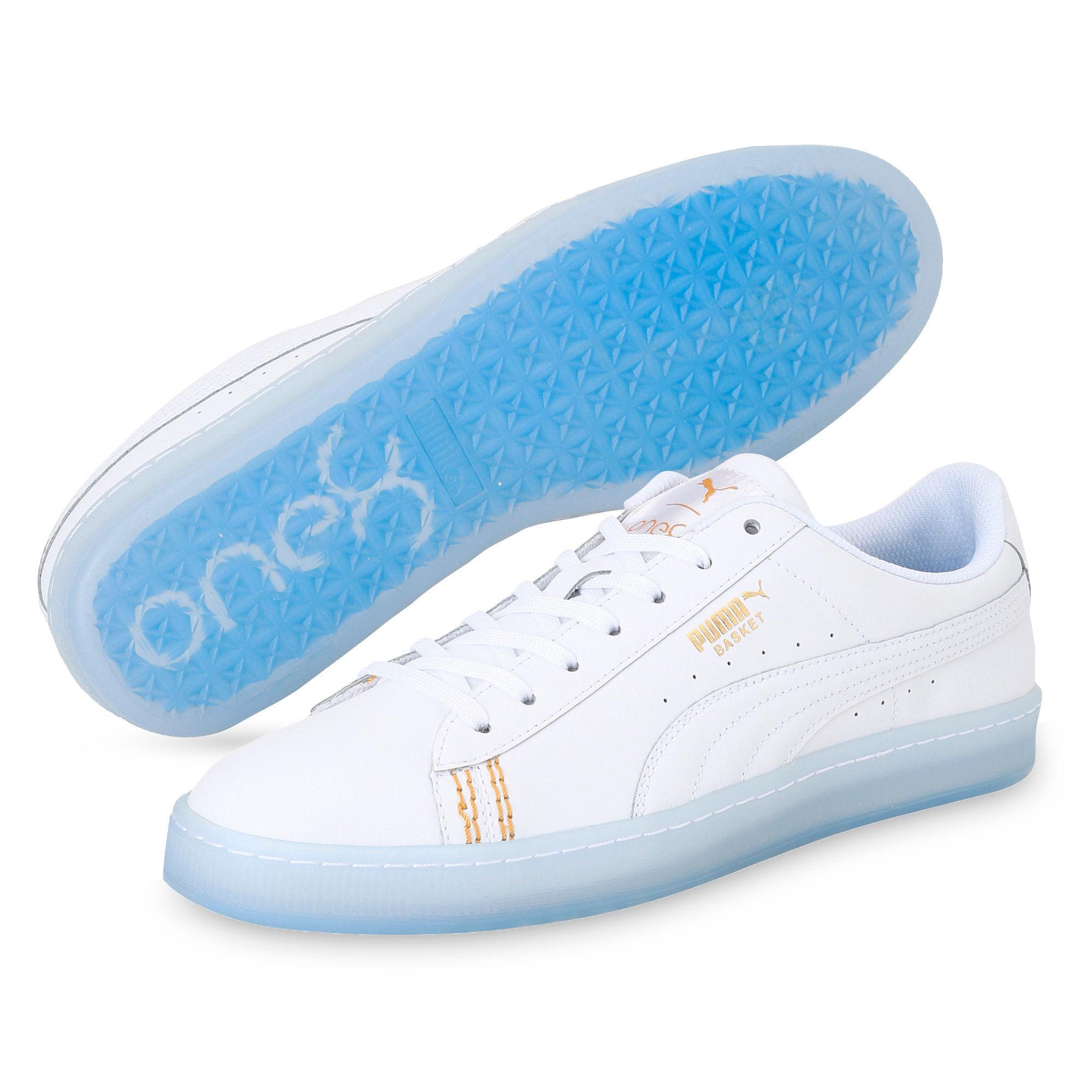 Puma Basket Classic One8 Unisex White