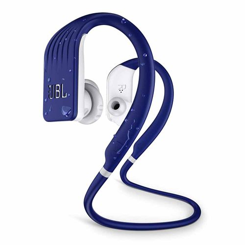 Jbl Endurance Jump Waterproof Wireless Sport In Ear Bluetooth Headphones With One Touch Remote Blue Buy Jbl Endurance Jump Waterproof Wireless Sport In Ear Bluetooth Headphones With One Touch Remote Blue Online At Best Price In India