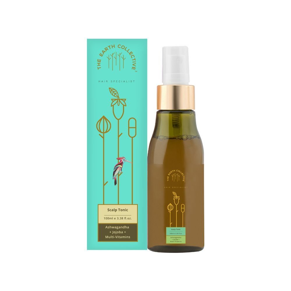 The Earth Collective, Scalp Tonic: Buy The Earth Collective, Scalp Tonic Online at Best Price in India   Nykaa