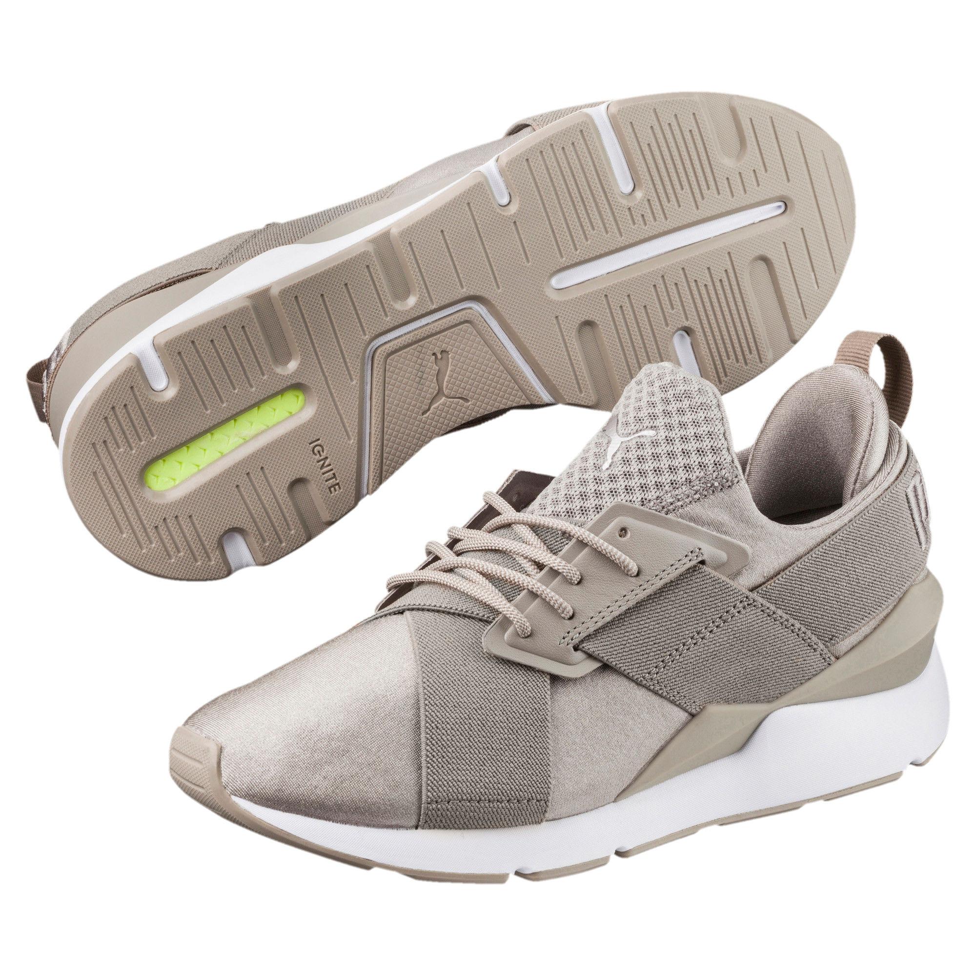 Puma Muse Satin Ep Wn'S Sneaker: Buy