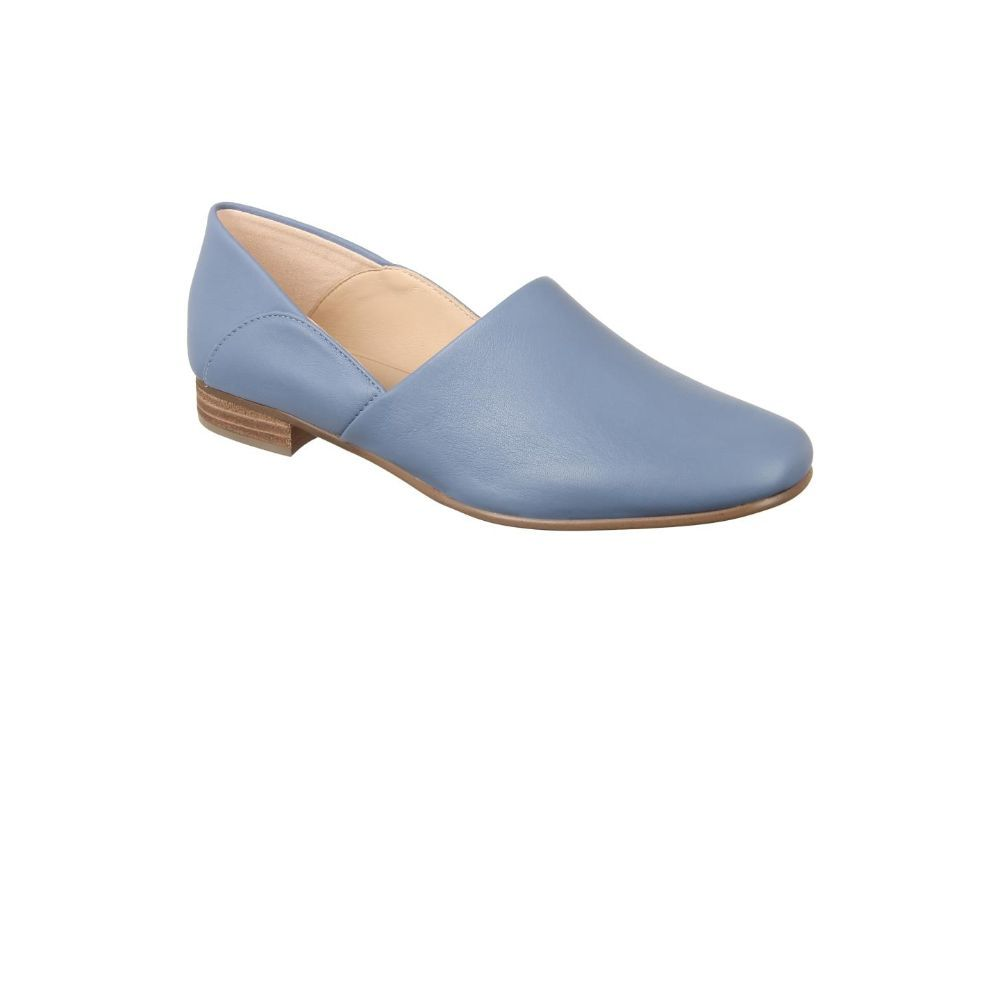 Clarks Pure Tone Mid Blue Leather: Buy