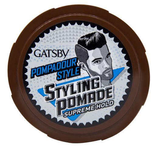 Gatsby Pompadour Style Styling Pomade