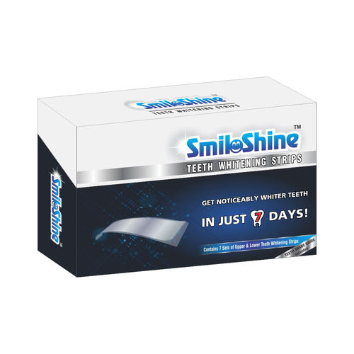 Smiloshine Teeth Whitening Strips Buy Smiloshine Teeth Whitening