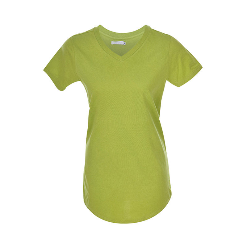 Nordlich Women's Lime Green T Shirt Green (XL)