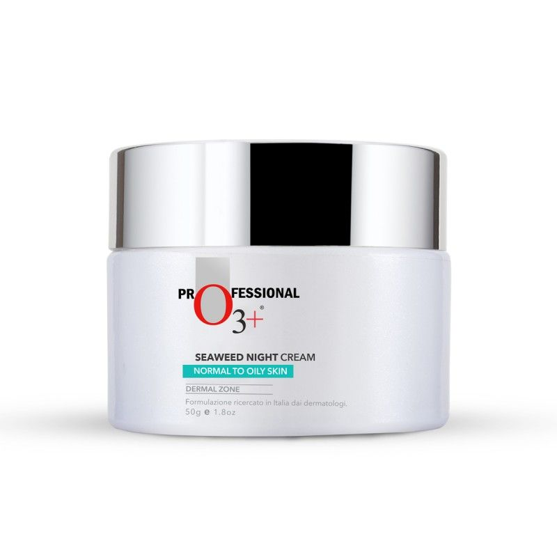 O3+ Seaweed Night Cream Normal to Oly Skin