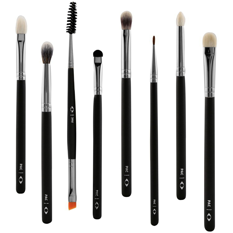 Pac Eye Series Brush Set 8 Brushes