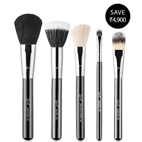 Sigma Beauty Basic Face Brush Kit