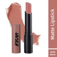Nykaa Paintstix! Lipstick - Nude Spice 01