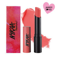 Nykaa Paintstix! Lipstick - Peaches n Cream 04