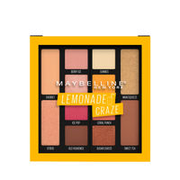 Maybelline New York Lemonade Craze Eye Shadow Palette