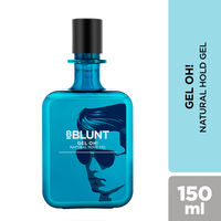 BBLUNT Gel Oh!, Natural Hold Gel