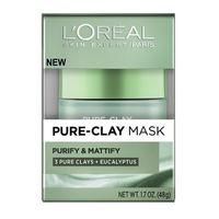 L'Oreal Paris Pure Clay Mask Purify & Mattify