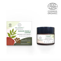 Juicy Chemistry Damask Rose & Coffee Organic Eye Cream