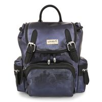 Viyomi 's Blue Medium Sized Backpack For College