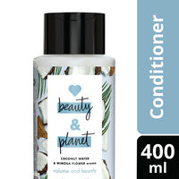 Love Beauty & Planet Coconut Water and Mimosa Flower Aroma Volume and Bounty Conditioner