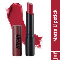 Nykaa Paintstix! Lipstick - Bombshell Berry 09