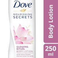 Dove Glowing Ritual Body Lotion