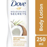 Dove Restoring Ritual Body Lotion
