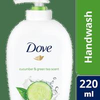 Dove Nourishing Cucumber & Green Tea Hand Wash