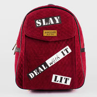 Modern Myth Deal With It Backpack