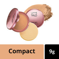 Lakme 9 to 5 Primer + Matte Powder Foundation Compact - Natural Light