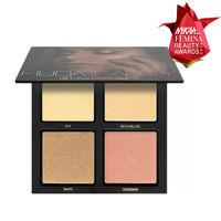Huda Beauty 3D Highlighter Palette - Golden Sands