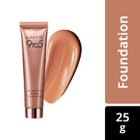 Lakme 9 to 5 Weightless Mousse Foundation - Rose Honey
