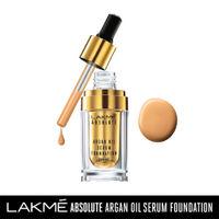 Lakme Absolute Argan Oil Serum Foundation SPF 45 - Warm Cream