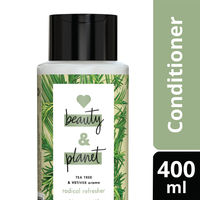 Love Beauty & Planet Tea Tree and Vetiver Aroma Radical Refresher Conditioner