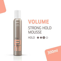 Wella Professionals EIMI Extra Volume Strong Hold Volumizing Mousse