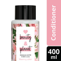 Love Beauty & Planet Murumuru Butter and Rose Aroma Blooming Colour Conditioner