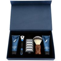 Spruce Shave Club 3X Ultimate Gift Box (With Tea Tree Oil & Aloe Vera Shave Gel)