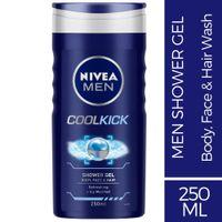 Nivea Cool Kick Shower Gel For Men