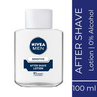 NIVEA MEN Shaving - Sensitive After Shave Lotion