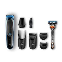 Braun MGK3045 Multi Grooming Kit 7-in-1 Precision Trimmer