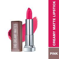 Maybelline New York Color Sensational Creamy Matte Lipstick - Mesmerizing Magenta