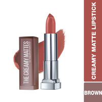 Maybelline New York Color Sensational Creamy Matte Lipstick - Nude Nuance