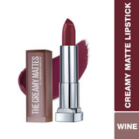 Maybelline New York Color Sensational Creamy Matte Lipstick - Burgundy Blush